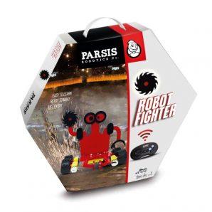 ربات جنگجو پارسیس Robot Fighter