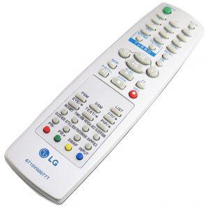 کنترل تلویزیون قدیمی ال جی