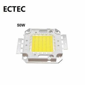 ال ای دی 50 وات پروژکتوری سفید مهتابی COB