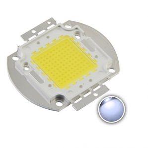 ال ای دی 100 وات پروژکتوری سفید مهتابی COB