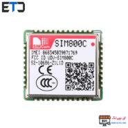 ماژول مخابراتی SIM800C با بلوتوث