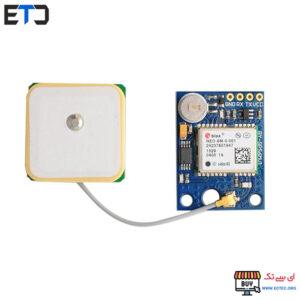 ماژول GPS موقعیت یاب جغرافیایی Ublox Neo-6m