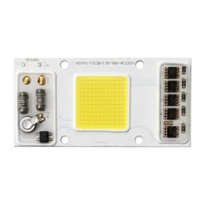 ال ای دی سفید مهتابی 220 ولت 50 وات COB سنسور دار مستطیلی