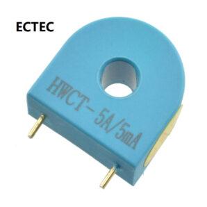 سنسور و ترانس اندازی گیری جریان HWCT 5A 5MA CT