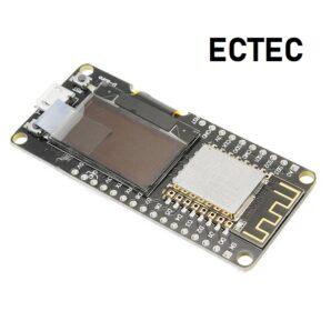 ماژول Nodemcu Wifi And NodeMCU ESP8266 + 0.96 Inch OLED
