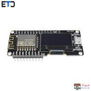 ماژول Nodemcu Wifi And NodeMCU ESP8266 + 0.96 Inch OLED