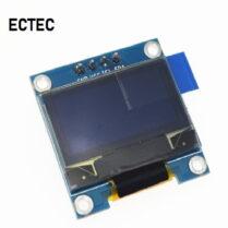 ماژول OLED 0.96 I2C آبی رزولیشن 128x64