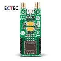 ماژول SIM808 دو آنتن مدل GSM-GPS Click