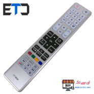 کنترل تلویزیون LCD/LED توشیبا نقره ای