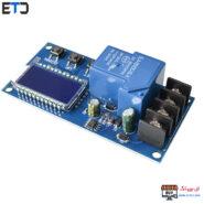 ماژول کنترل شارژ باتری دیجیتال با نمایشگر 6 الی 60 ولت مدل XY-L30A