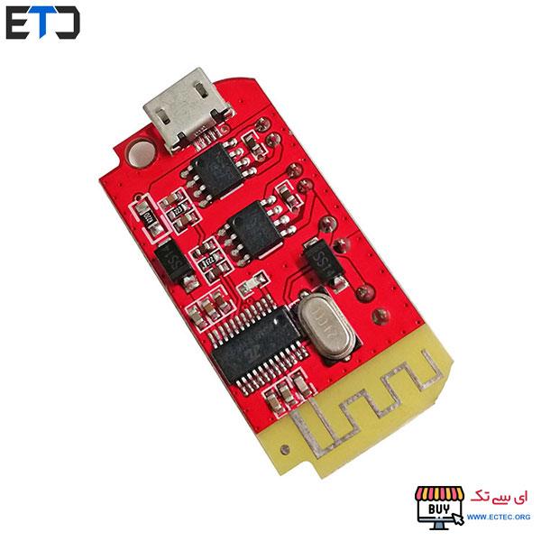ماژول آمپلي فاير بلوتوث 5 وات استريو ميني Amplifier Bluetooth CT14