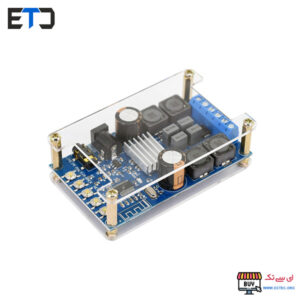 ماژول آمپلی فایر 2x50 وات دو کاناله بلوتوثی Amplifier Module XY-502B