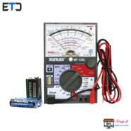 Analog-multimeter-power-meter-SUNWA-MF-128L-Ectec-1