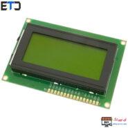 نمایشگر ال سی دی کاراکتری بک لایت سبز LCD 4x16