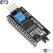 I2c-Interface-Module-Lcd-2X16-Ectec-8