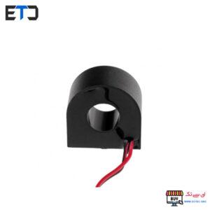 ماژول دیجیتال آمپر متر AC با ترانس CT مدل C85 با جریان 0 تا 50 آمپر