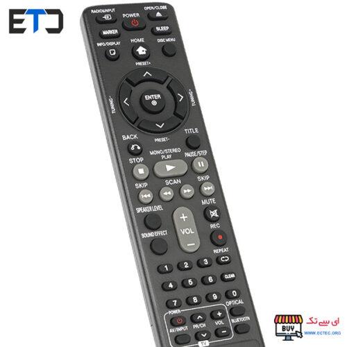 ریموت کنترل سینمای خانگی ال جی مدل Akb 37026858