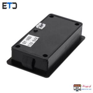 ماژول نمایشگر درصد شارژ و ولتاژ باتری 12 تا 84 ولت