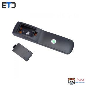 ریموت کنترل تلویزیون صنام Sanam-3F14-0038-039