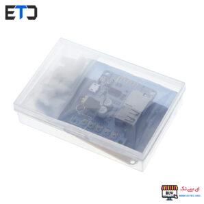 ماژول آمپلی فایر با بلوتوث و پخش با ریموت کنترل و میکروفون A7-004