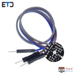 ماژول سنسور نبض و ضربان قلب Pulse sensor