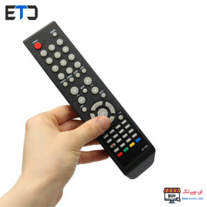 ریموت کنترل تلویزیون صنام طرح 609 مدل SANAM BC10SB